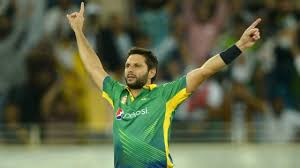 Shahid Afridi supports Deaf Reach