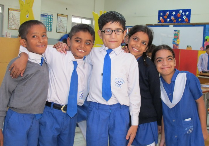 Deaf Reach Schools and Training Centers in Pakistan